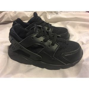 Toddler Nike Huarache Run | size 9c
